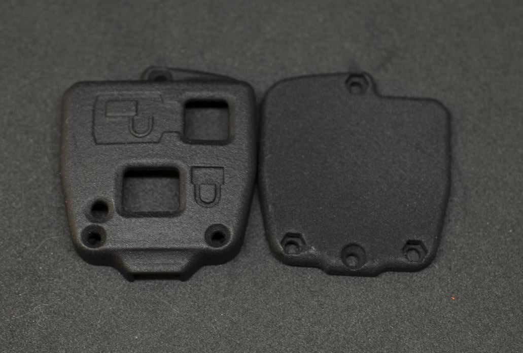 YMD1 [TWO BUTTON] - Titanium Reinforced Toyota/Lexus Key Kit