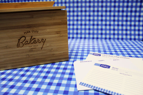 Penn State Bakery Recipe Box