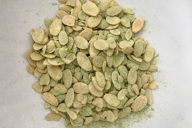 Matcha Almonds
