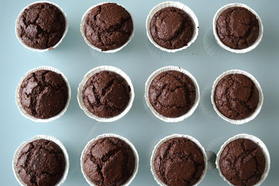 Chocolate Hug Cupcakes