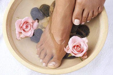 The Surprising Benefits of a Foot Soak