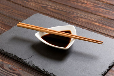 Tea-Infused Tamari & Soy Sauce