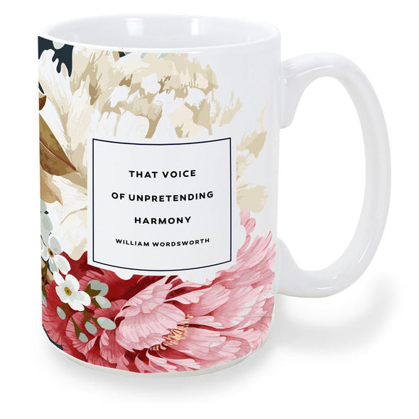 mug william wordsworth - harmony