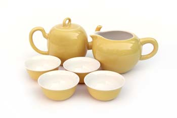 tea set golden palace quatro