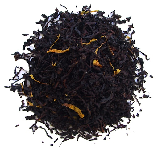 mango shade black tea