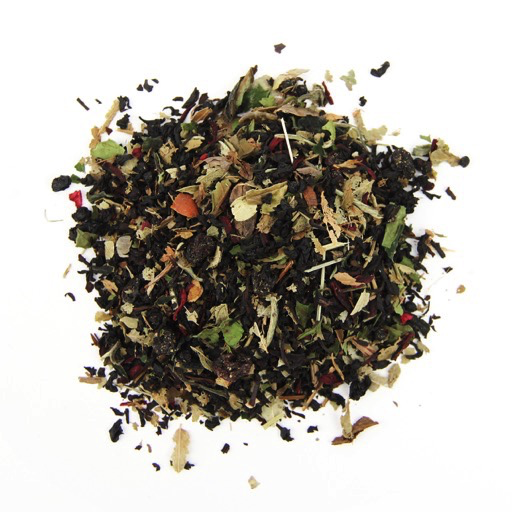 mystic rainforest black tea