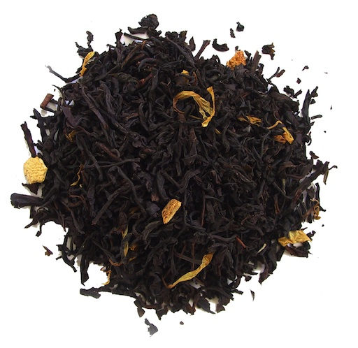 peach paradise black tea