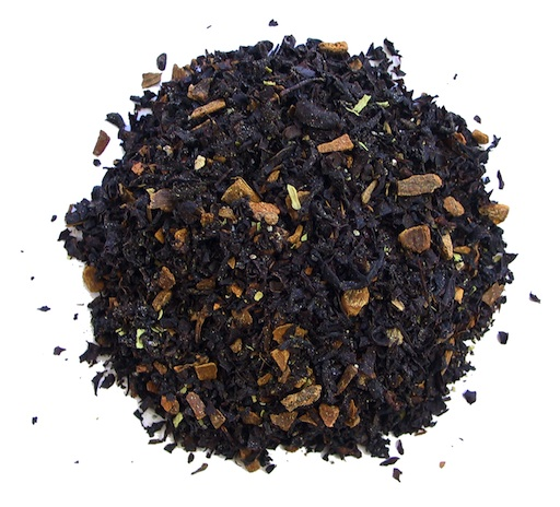 silk road chai black tea