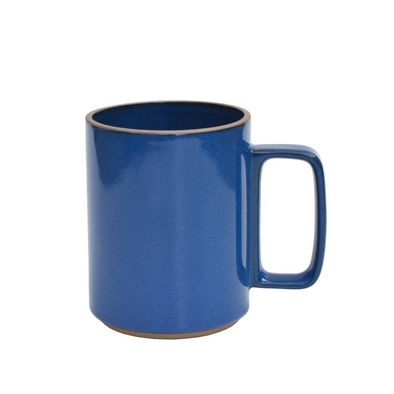 mug hasami gloss blue 15oz
