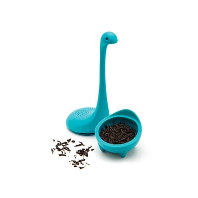 infuser baby nessie teal