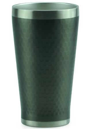 tumbler insulated minimalist 430ml gunmetal