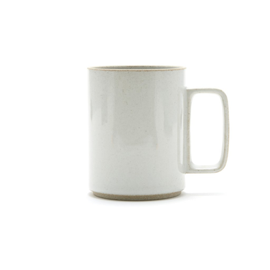 mug hasami gloss grey 15oz