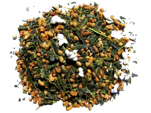 gen mai cha green tea