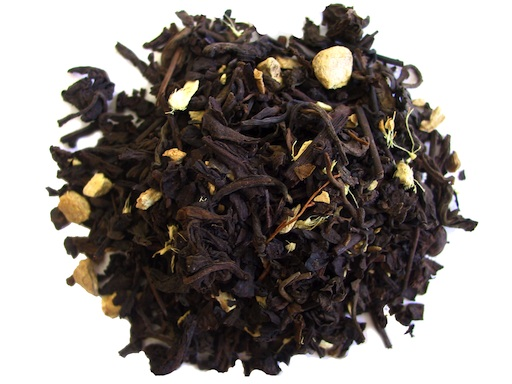 ginseng & ginger pu-erh tea