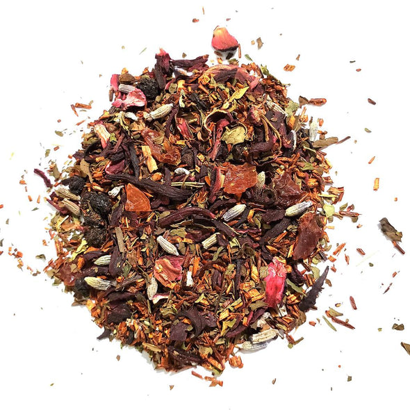 wildberry wave herbal tea
