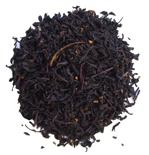 vanilla plantation black tea