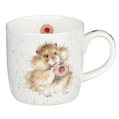 mug diet starts tomorrow hamster