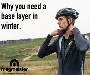 Why you need a base layer in winter.