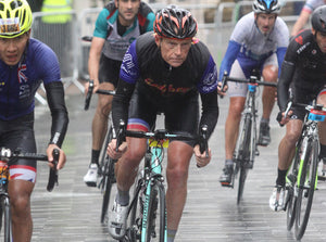 Steel and Megmeister Take On Prudential Ride London