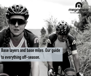 Base layers and base miles - covering all 'bases' in the off-season