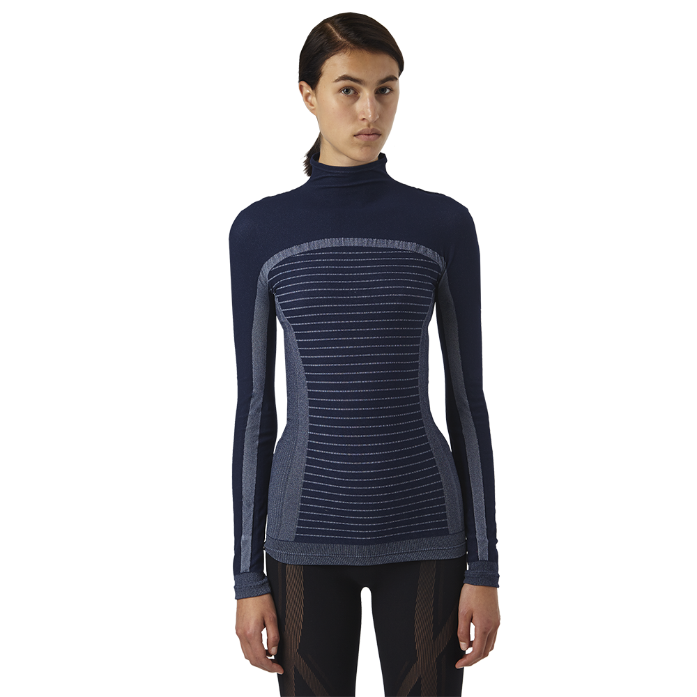 megmeister-womens-drynamo-high-neck-base-layer-dark-blue