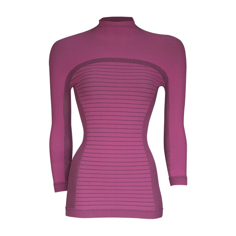 megmeister-womens-drynamo-high-neck-base-layer-purple-front