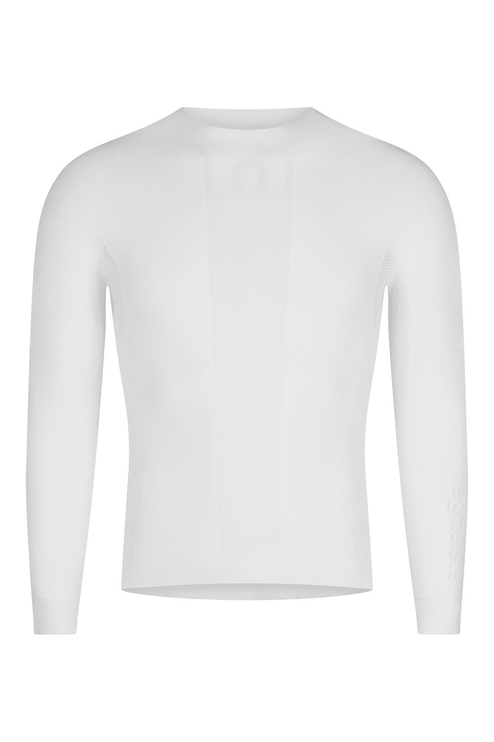 mens-drynamo-cycle-long-sleeve-base-layer-front-in-white