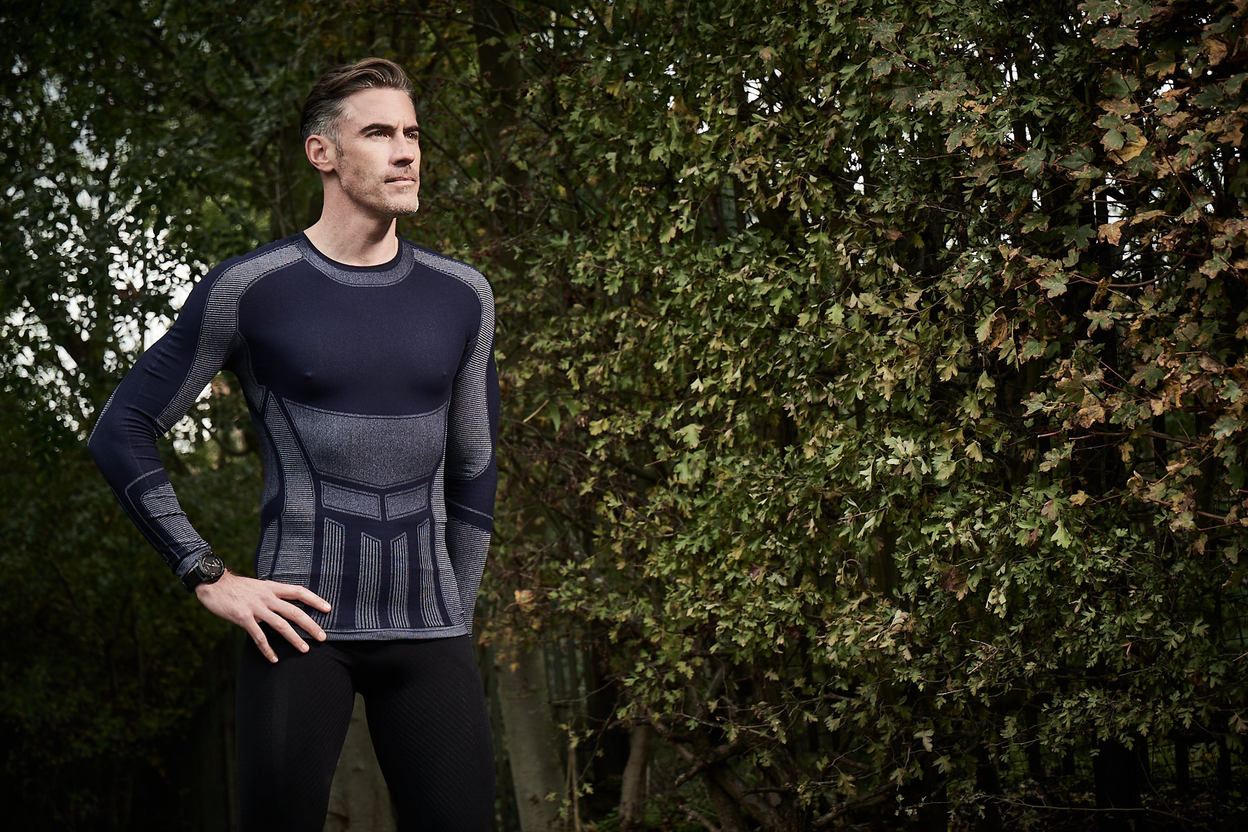 Drynamo Winter Long Sleeve Base Layer MEN