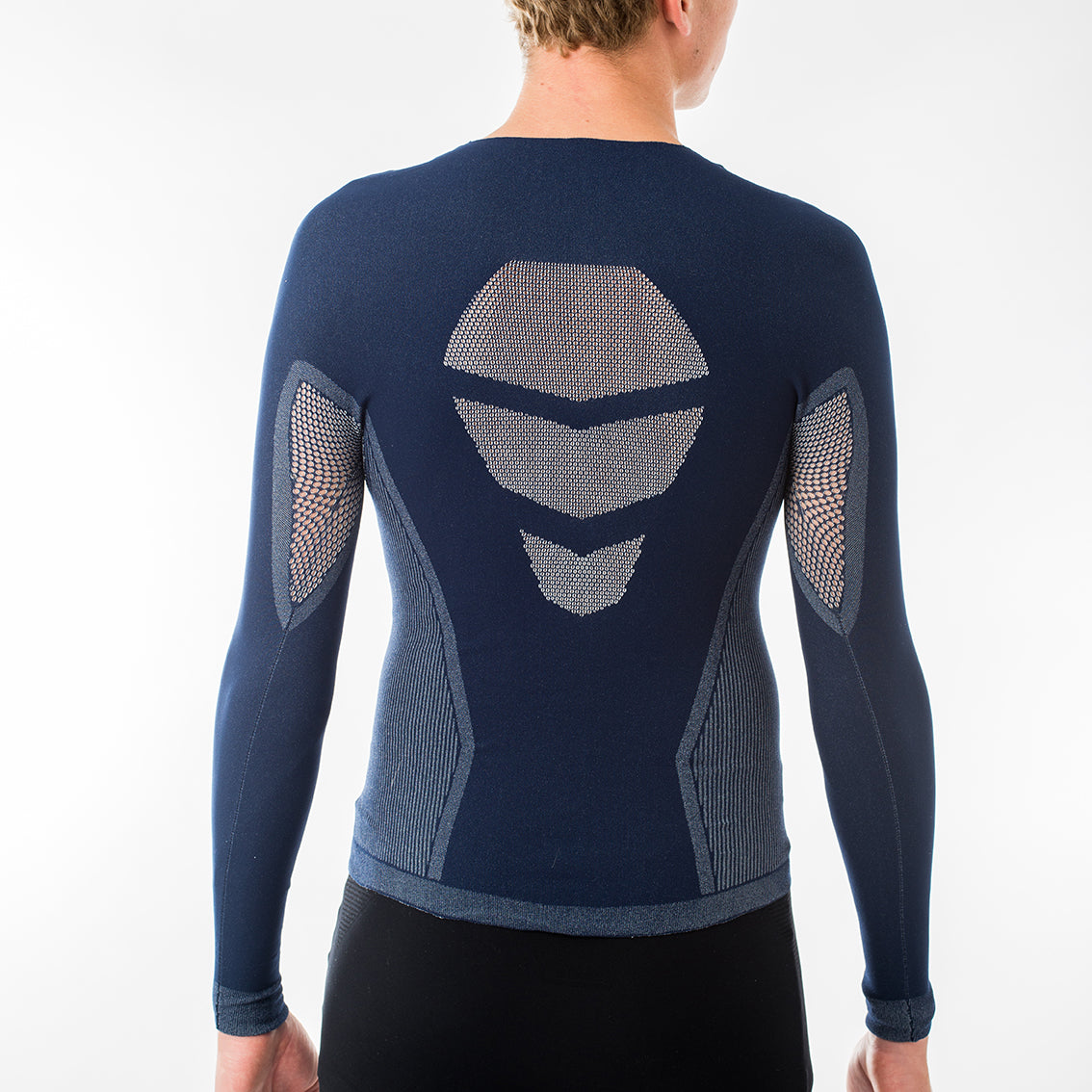 Men's DRYNAMO Winter Cycle Long Sleeve Base Layer