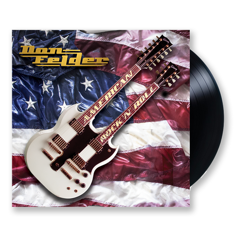 DON FELDER - AMERICAN ROCK 'N' ROLL - VINYL LP
