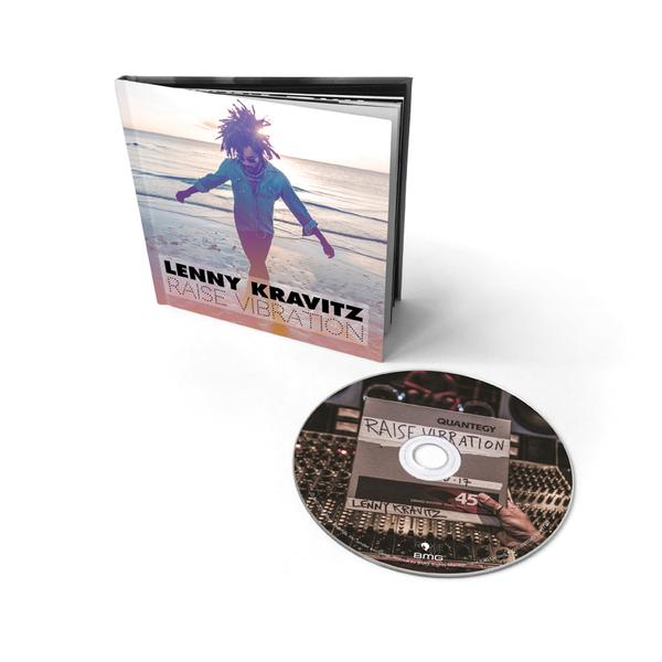 LENNY KRAVITZ - RAISE VIBRATION CD (DELUXE)