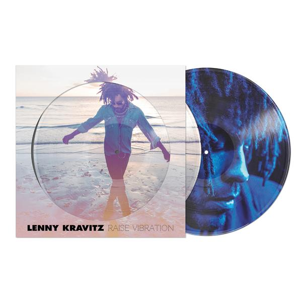 LENNY KRAVITZ - RAISE VIBRATION (PICTURE 2LP)