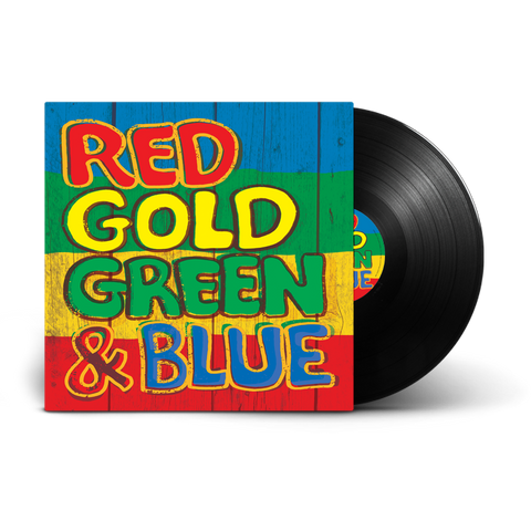 TROJAN JAMAICA - RED, GOLD, GREEN & BLUE VINYL (2 LP)
