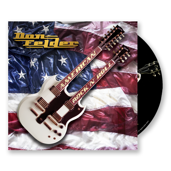 DON FELDER - AMERICAN ROCK 'N' ROLL - CD
