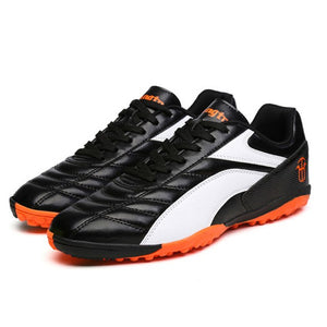 65d7836ec7432 35-44 Mens Indoor Soccer Shoes Superfly Breathable Cheap Original TF  Football Boots Hard Court