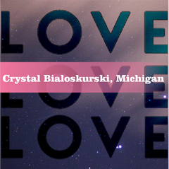 Crystal Bialoskurski, Michigan