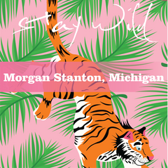 Morgan Stanton, Michigan