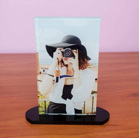 AcryliPics™ Acrylic Photo StandUps 3x5