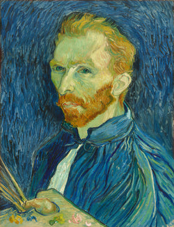 Vincent van Gogh, Self-Portrait, 1889