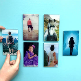 AcryliPics™ 3x5 Vertical or Horizontal Custom Acrylic Photo Tiles