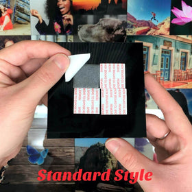 AcryliPics™ 4x4 Square Custom Acrylic Photo Tiles