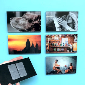 AcryliPics™ 5x7 Vertical or Horizontal Custom Acrylic Photo Tiles