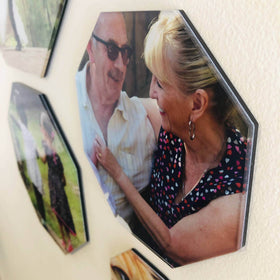 AcryliPics™ Octagon Acrylic Photo Tiles
