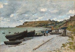 Claude Monet, Sainte-Adresse, 1867