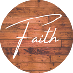 FAITH, Stickable Inspirational Quotes, Art, Collectibles, Acrylic Prints, Magnets, Coasters