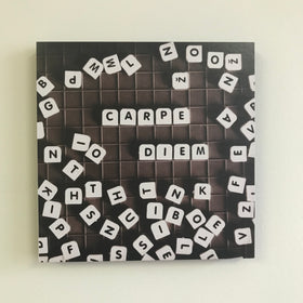 Carpe Dieme - Scrabble
