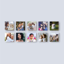 *Special Deal* 5x5 AcryliPics™ 10-Pack