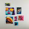 8x10 AcryliFrames™ Photo Tiles - White