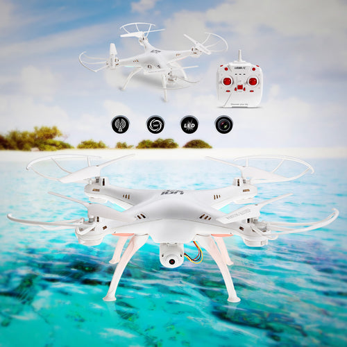 RC Drone With WiFi FPV HD Camera
