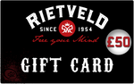 Rietveld Clothing Gift Card